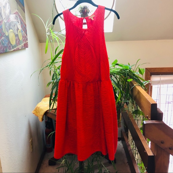 Anthropologie Dresses & Skirts - ANTHROPOLOGY DAY DRESS! ⚡️$40⚡️FRI